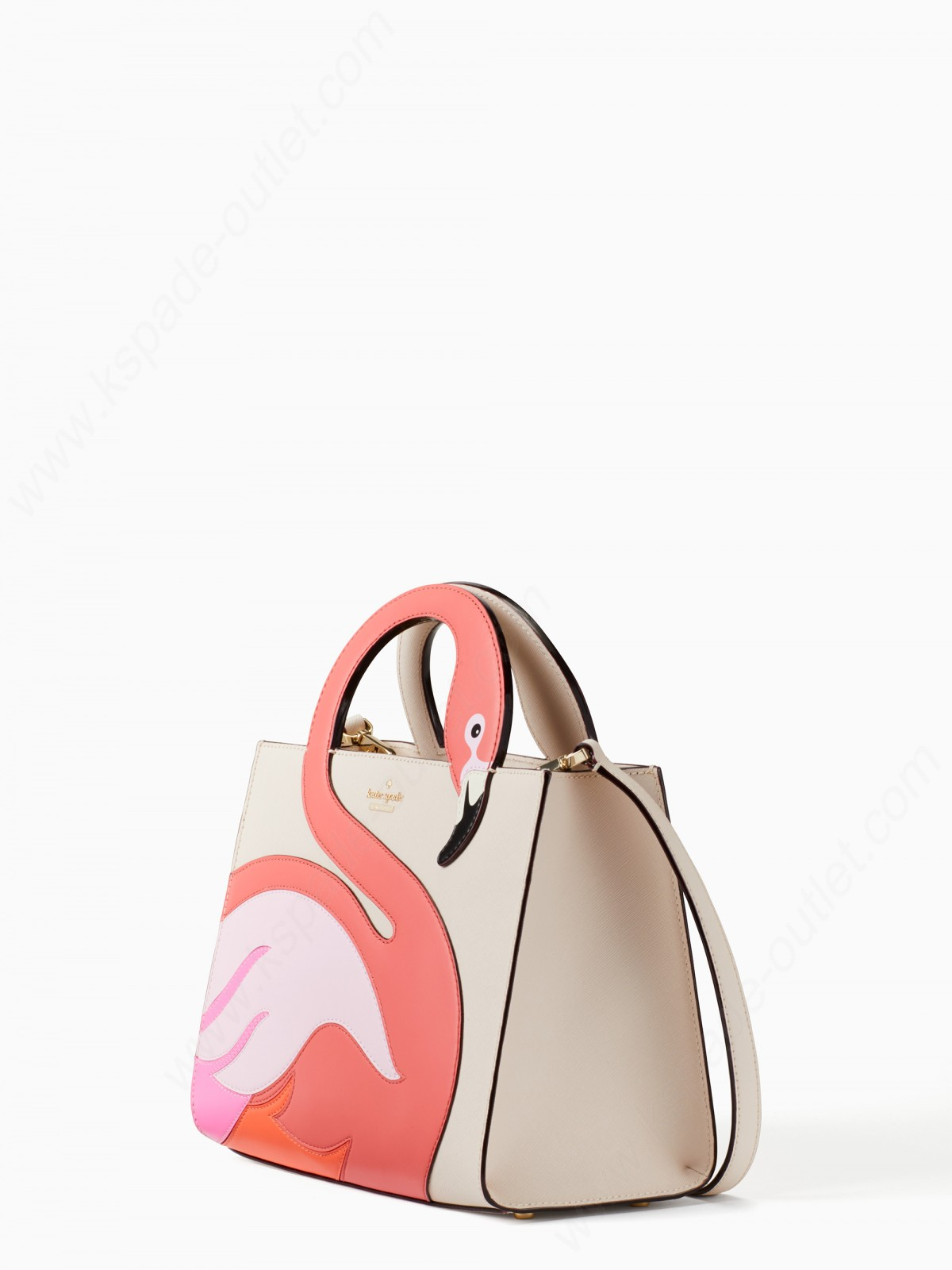 Kate Spade Woman Bags By The Pool Flamingo Sam - -3