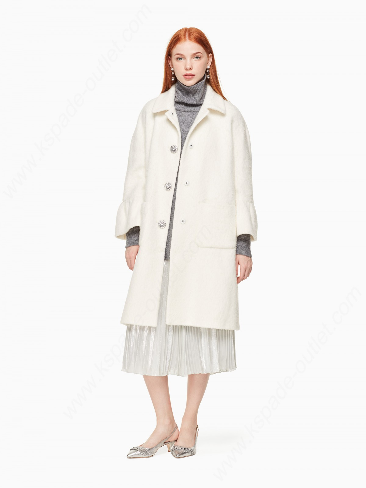Kate Spade Women Clothing Olina Coat - -2