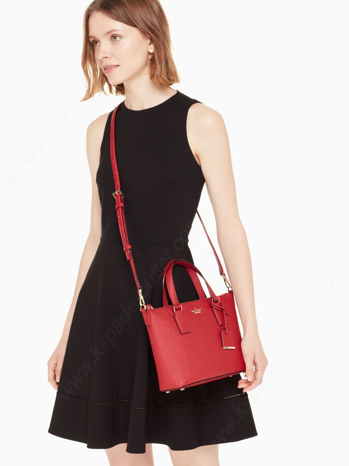 Kate Spade Women Handbags Cameron Street Lucie Crossbody - -1